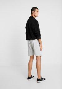 Brave Soul - DAMIAN - Shorts - grey marl - 2