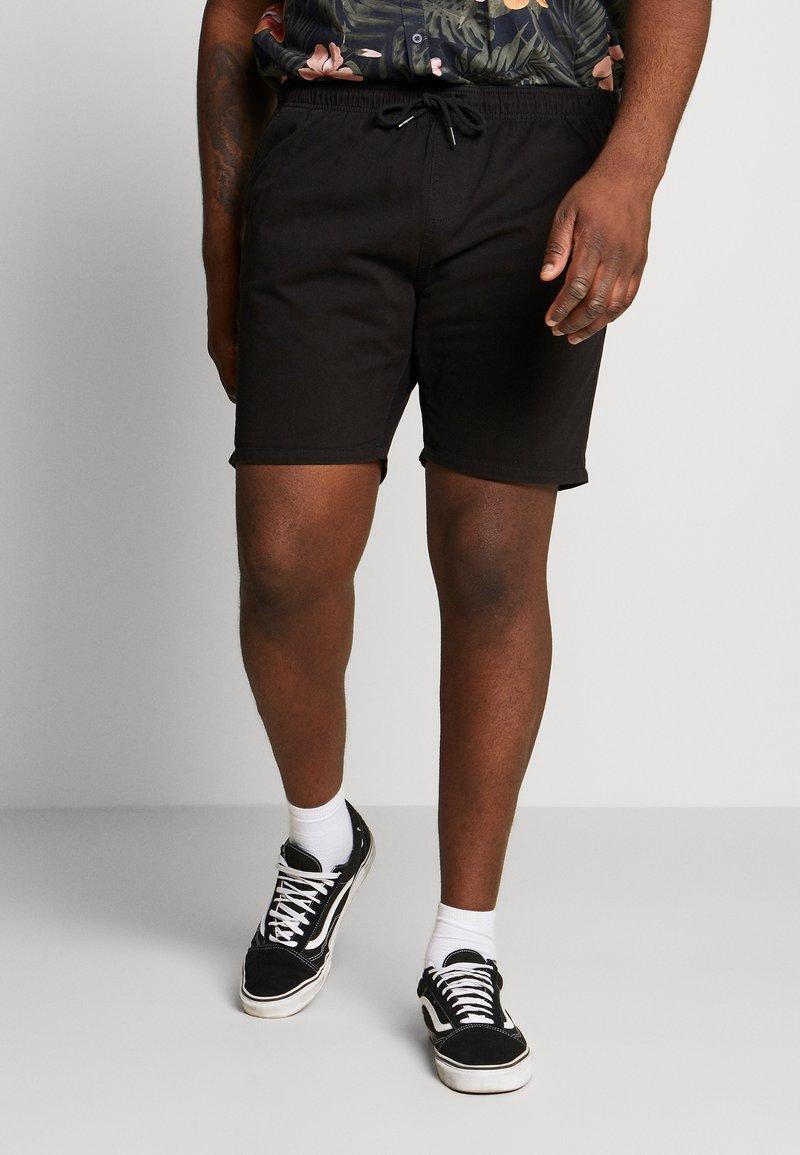 Brave Soul - PAUL - Shorts - black