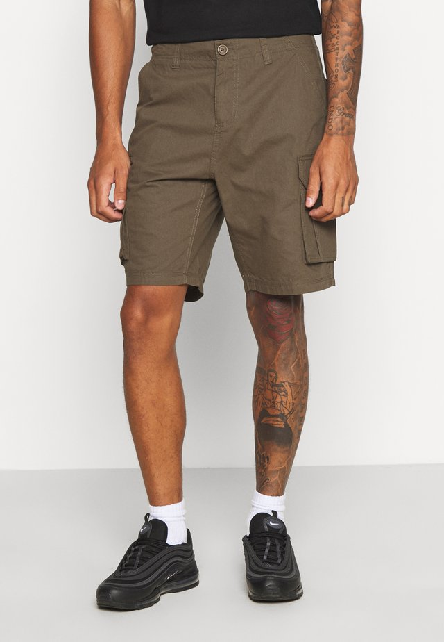 RIVERWOPKA - Shorts - khaki