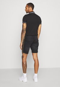Brave Soul - RUBIN - Denim shorts - charcoal - 2