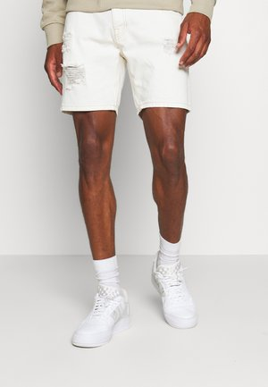 BRATBYRIP - Shorts di jeans - stone