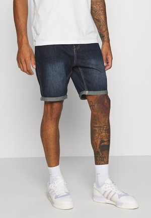 Short en jean - dark blue wash