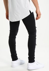 Brave Soul - ELBA - Jeans Skinny Fit - charcoal grey - 2