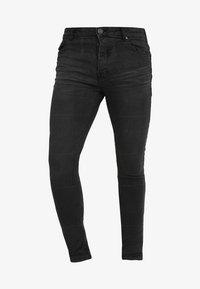 Brave Soul - EZRA - Slim fit jeans - charcoal - 4