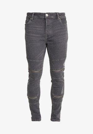 ELBA - Jean slim - grey