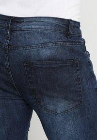 Brave Soul - SARNEN - Jeans Skinny Fit - dark blue - 6