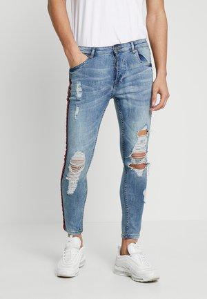 BAILEYTAPE - Skinny džíny - blue