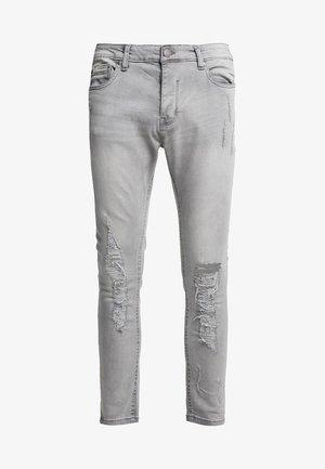 ASTON - Jeans Skinny Fit - dark grey wash