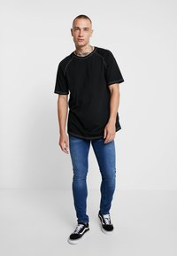 Brave Soul - CONWAYTAPE - Jeans Skinny Fit - blue - 1