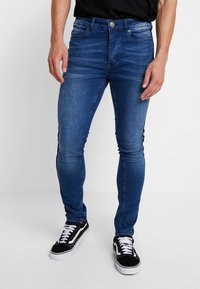 Brave Soul - CONWAYTAPE - Jeans Skinny Fit - blue - 2