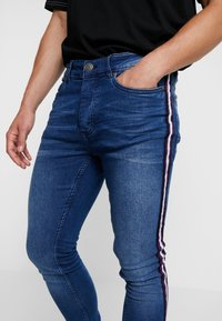 Brave Soul - CONWAYTAPE - Jeans Skinny Fit - blue - 0