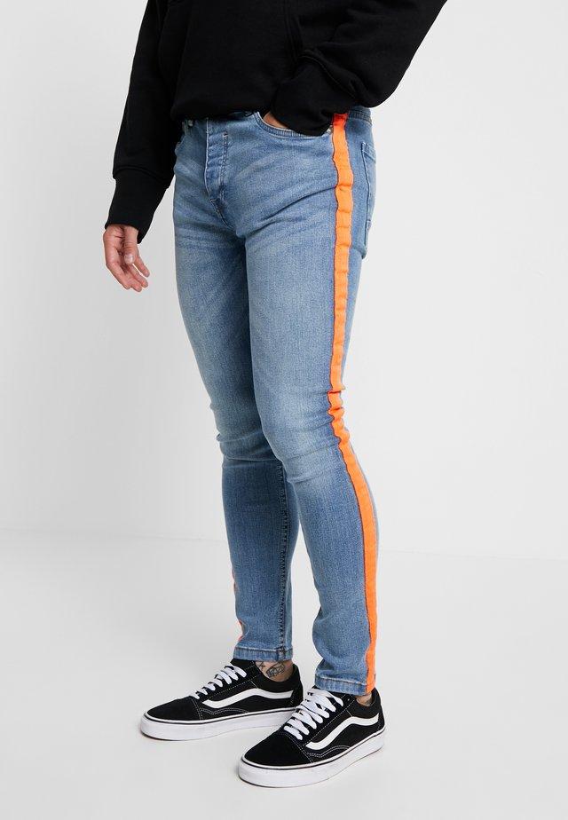 KALUM - Jeans Skinny Fit - blue