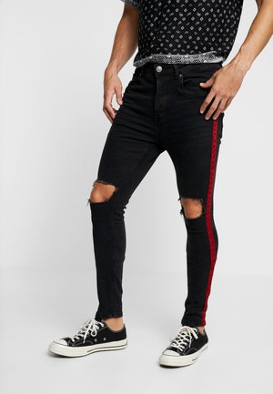 JACKSON - Jeans Skinny Fit - charcoal