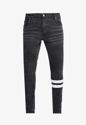 JORDAN - Jeans Skinny Fit - black wash