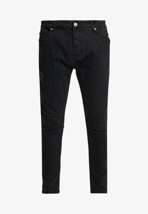 HAMILTON - Jeans Skinny Fit - black wash