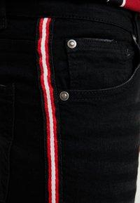 Brave Soul - ELI - Jeans Skinny Fit - charcoal wash - 4