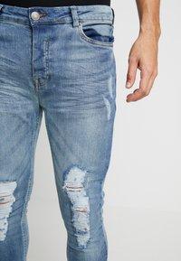 Brave Soul - KAI - Jeans Skinny - mid blue - 3
