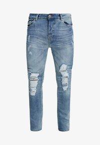 Brave Soul - KAI - Jeans Skinny - mid blue - 4