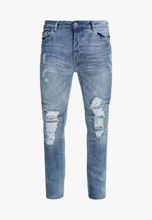 KAI - Jeansy Skinny Fit - mid blue