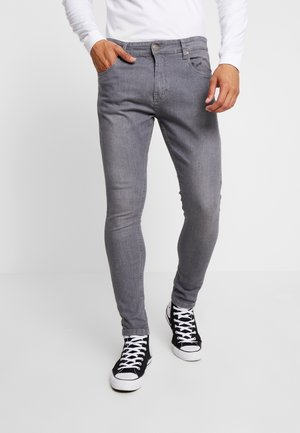 MICHAEL - Jeans Skinny Fit - light grey denim