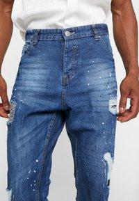 Brave Soul - RYAN - Jeans slim fit - blue wash - 4