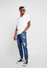 Brave Soul - RYAN - Jeans slim fit - blue wash - 1