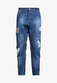 Brave Soul - RYAN - Jeans slim fit - blue wash - 3