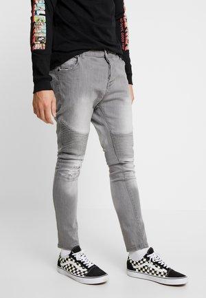 MALACHI - Jeansy Skinny Fit - light grey