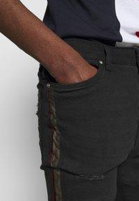 Brave Soul - RUBINSTRIPE - Jeans Skinny - charcoal wash - 4
