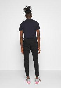 Brave Soul - RUBINSTRIPE - Jeans Skinny - charcoal wash - 2