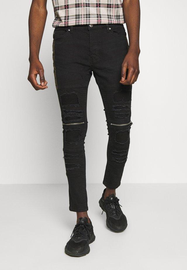 RUBIN - Jeans Skinny Fit - charcoal wash