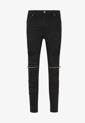 RUBIN - Jeans Skinny Fit - charcoal wash