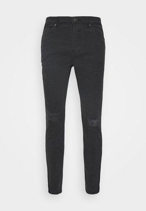 IZMIR - Jeans Skinny Fit - charc/grey