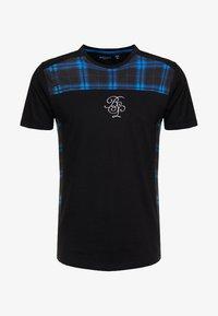 Brave Soul - FRACTION - T-shirt print - blue - 3
