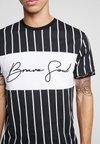 Brave Soul - PITCH - Print T-shirt - black
