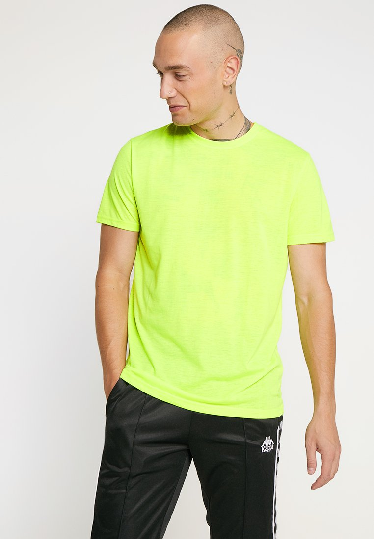 Brave Soul - Basic T-shirt - neon yellow