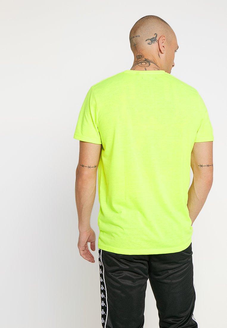 Soul T shirt BasiqueNeon Yellow Brave EDW29YHIe