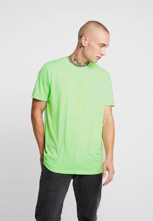 T-shirts - neon green