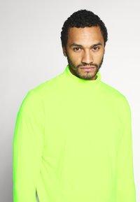 Brave Soul - Pitkähihainen paita - lime neon - 4