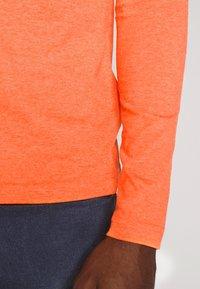 Brave Soul - Pitkähihainen paita - orange neon - 5