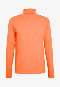 Brave Soul - Pitkähihainen paita - orange neon - 4