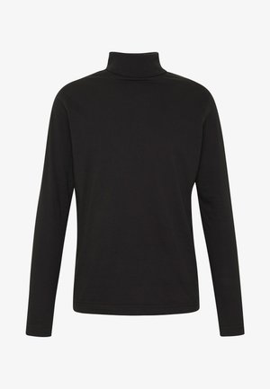 GIRAFFEC - Long sleeved top - jet black