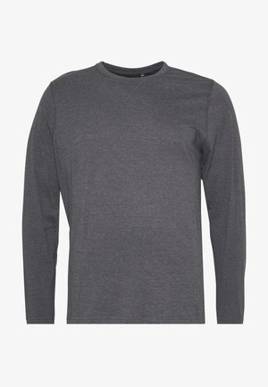 69PRAGUE - Long sleeved top - charcoal