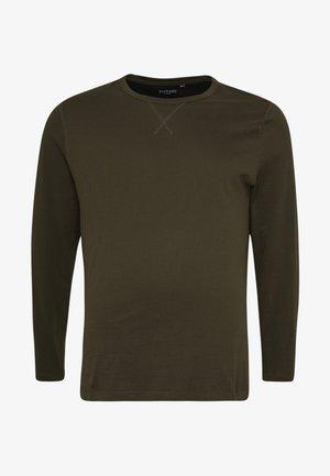 69PRAGUE - Long sleeved top - black/khaki
