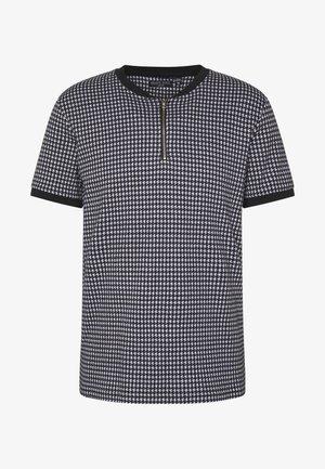 SIAMESE - T-shirt print - black/white