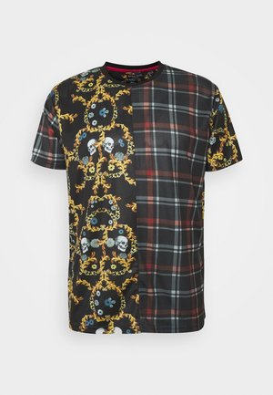 MIXER - T-shirt med print - red