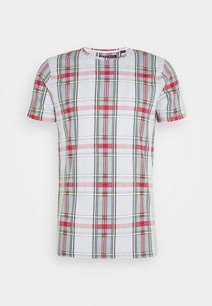 EARL - T-shirt print - grey