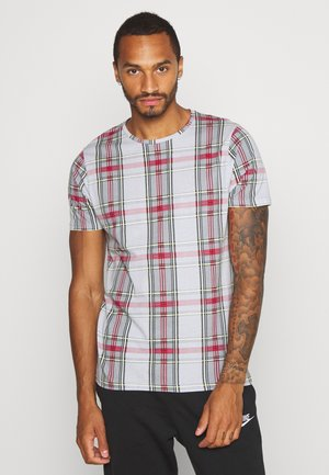 EARL - T-shirt con stampa - grey