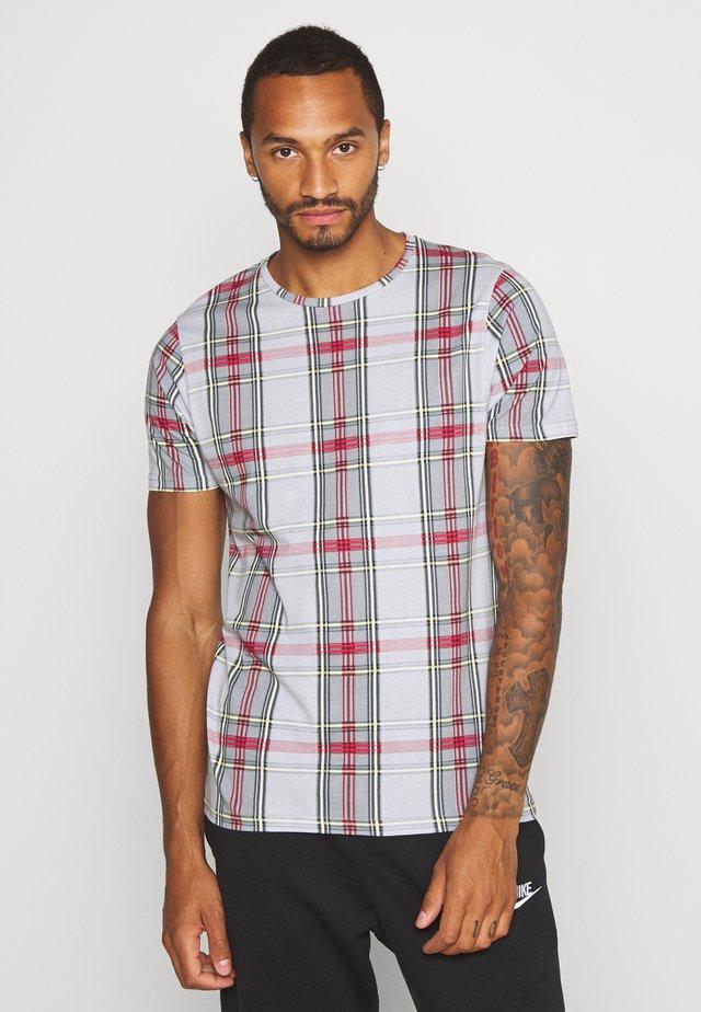 EARL - T-shirt imprimé - grey