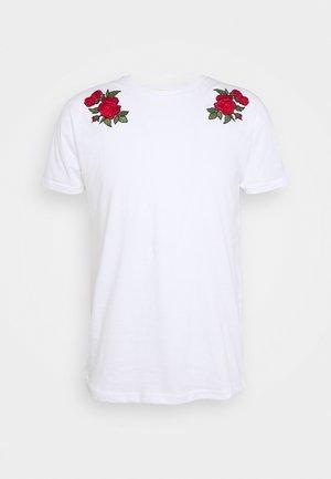 LANTANA - T-shirts print - optic white